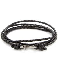 Mateo Bijoux - Nail Wrap Bracelet - Lyst