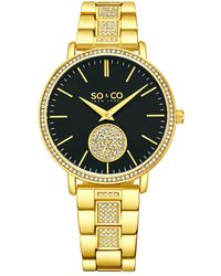 SO & CO - Women's Madison Watch - Lyst