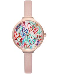 Rumbatime - Orchard Love Rose Smoke Watch, 32mm - Lyst