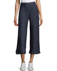 Manoush - Classic Cotton Jeans - Lyst