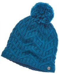 52a38d08896 Spyder - Women s Moritz Knit Hat - Lyst