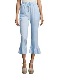 6 Shore Road By Pooja - California Beach Linen Pants - Lyst
