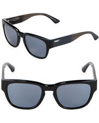 PUMA - 51mm Wayfarer Sunglasses - Lyst