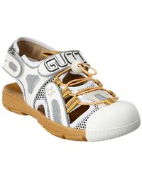 Gucci Sneaker Sandals - White
