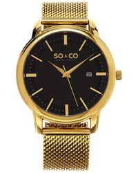 SO & CO - So&co Men's Madison Watch - Lyst