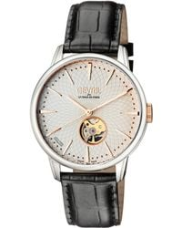 Gevril Watches - Mulberry Swiss Automatic Watch, 41mm - Lyst