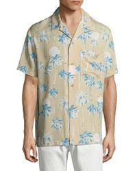 Wesc - Nevin Hawaii Sportshirt - Lyst