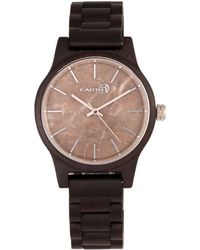 Earth Wood - Unisex Tuckahoe Watch - Lyst