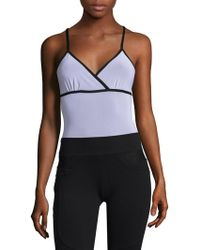 BLANC NOIR - Plia Bodysuit - Lyst