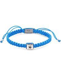 King Baby Studio | Star Braided Bracelet | Lyst