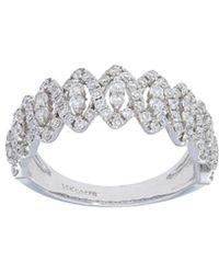 Nephora - 14k 0.86 Ct. Tw. Diamond Ring - Lyst