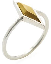 Vanessa Mooney - Wild Belle Single Ring - Lyst