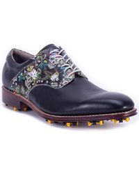 Robert Graham - Limited Edition Printed Golf Shoe - Lyst