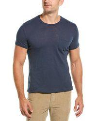 Zadig & Voltaire - Stockholm T-shirt - Lyst