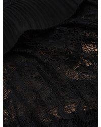 Self-Portrait - Fine Lace Jumpsuit - Lyst