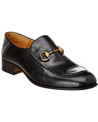 a33a822a183 Lyst - Gucci 1953 Horsebit Leather Loafer in Blue for Men
