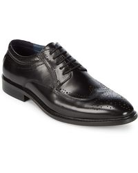 Zanzara - Cesar Leather Derbys - Lyst