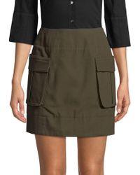 WHIT - Field Skirt - Lyst
