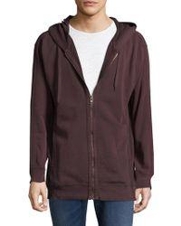 BLK DNM - 80 Hood Solid Sweatshirt - Lyst