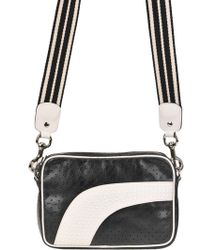 RED Valentino - Cut-out Leather Camera Bag - Lyst