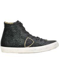 Philippe Model - Paris High-top Sneakers - Lyst
