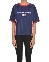 1168e151e Alexander Wang Alt Dimension Slim Fit Soccer Jersey in Green - Lyst