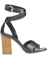 Janet & Janet - Leather Sandals - Lyst