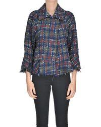 Suoli - Bouclè Cloth Jacket - Lyst