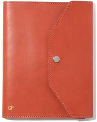 Graf & Lantz - Leather Noto Cover Personalized - Lyst