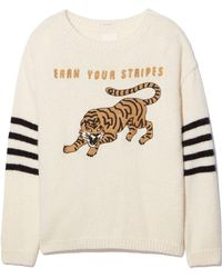 Mother - Earn Your Stripes Jumper, X-small - Lyst