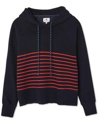 Sundry - Cropped Midnight Hoodie, Size 0 - Lyst