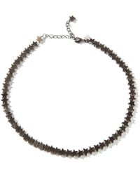 Tuleste - Star Chain Necklace - Lyst