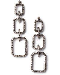 Sheryl Lowe - Link Earrings - Lyst