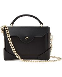 MANU Atelier - Micro Bold Bag With Top Handle - Lyst