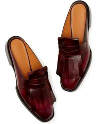 Clergerie - Yumi Slip-on Loafers - Lyst