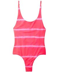 Les Coquines - Kaila One-piece Swimsuit - Lyst