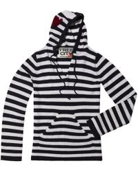 FREE CITY - Cashmere Hoodie - Lyst