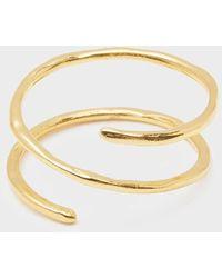 Gorjana - Taner Coil Ring - Lyst