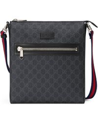 94c77a7eb Men's Gucci Messenger Online Sale - Lyst