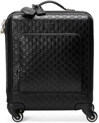 Gucci - Valise cabine signature - Lyst