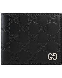 Gucci - Signature Wallet - Lyst