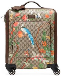 Gucci - Tian Gg Supreme Carry-on - Lyst