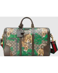 Gucci - Bengal Tiger Holdall - Lyst