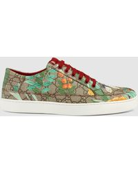 Gucci | Men's Tian Low-top Trainer | Lyst