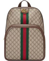 Gucci - Mittelgroßer Ophidia GG Rucksack - Lyst