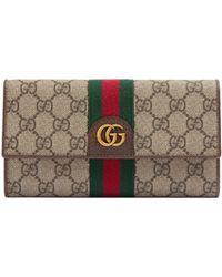Lyst - Portafogli e portamonete da donna di Gucci cf430789ac6