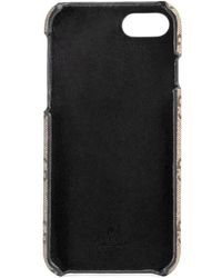 Gucci - Tiger Print Iphone 8 Case - Lyst