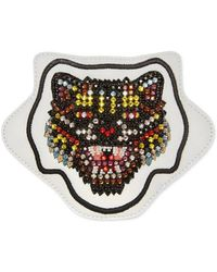 Gucci - Ace Angry Cat Patch - Lyst