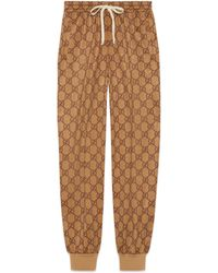 Gucci - GG Technical Jersey jogging Pant - Lyst