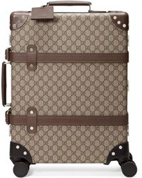 Gucci - Globe-Trotter Reisetasche mit GG - Lyst